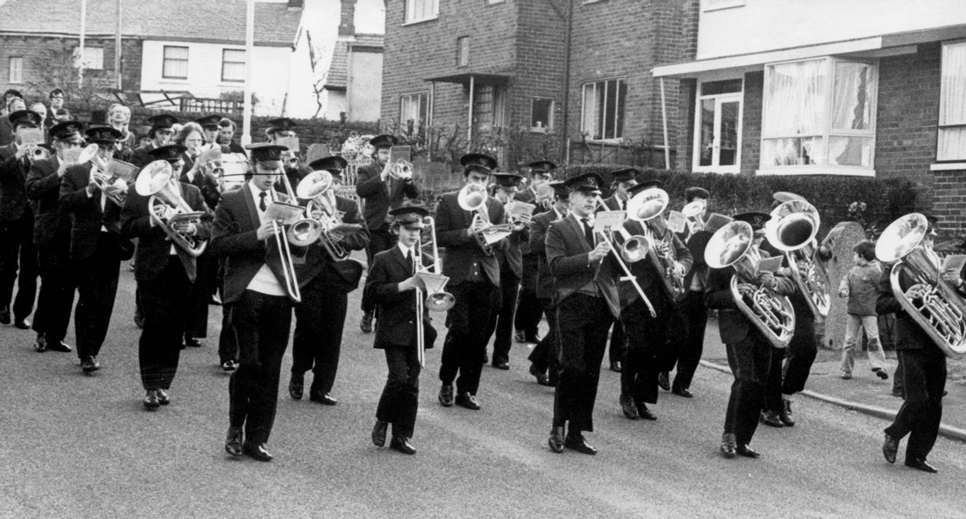 Remembrance Parade 1974